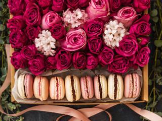 Macaron és Rózsa 1.