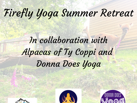 Firefly Yoga Summer Retreat Day