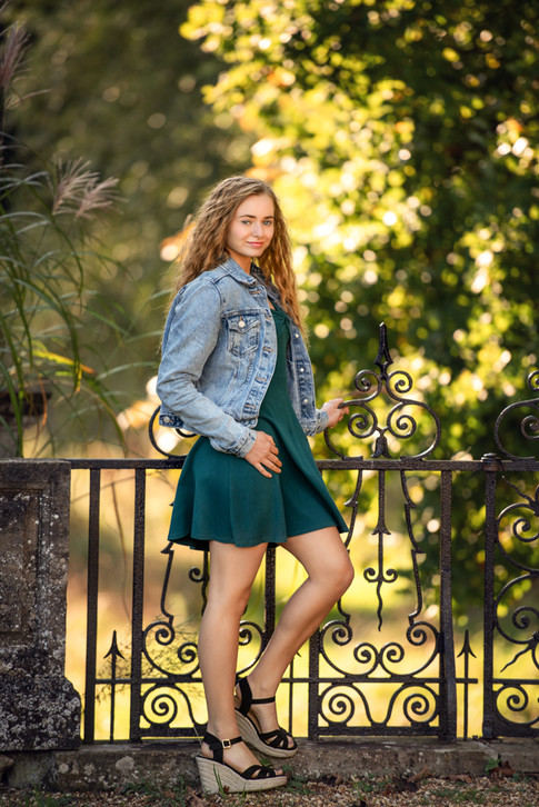 teen fashion denim jacket
