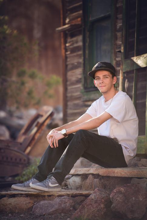 teen guy fashion denim jeans