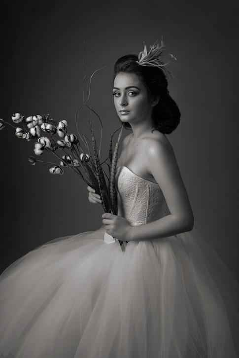 Bride B&W