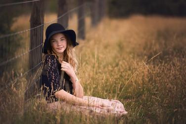 teen fashion cowgirl hat