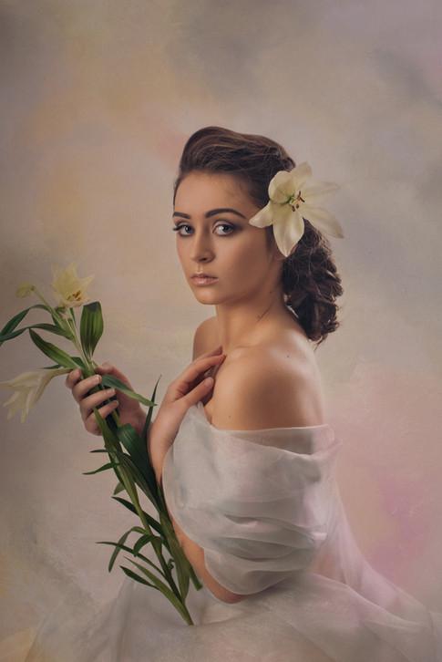 The Portrait Artist Fine Art