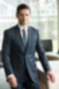 ビジネスマンスーツ