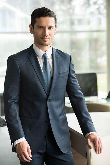 Homem de negocios