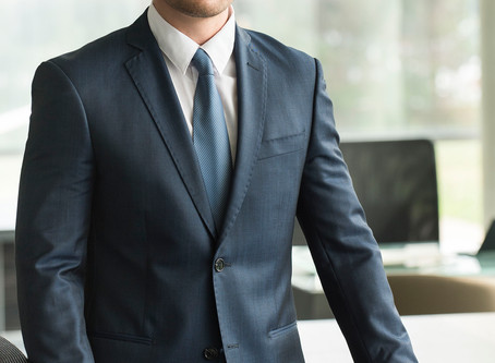 Why Real Men Wear Suits and Ties