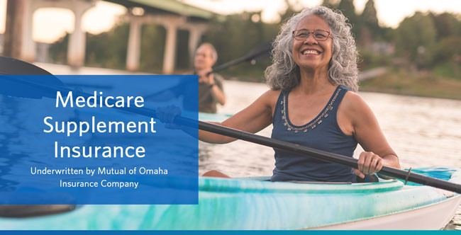 Medicare Supplement Open Enrollement 2019 Online Banner
