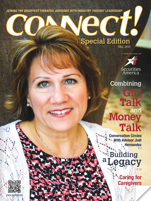 Special Edition Connect Magazine Cover