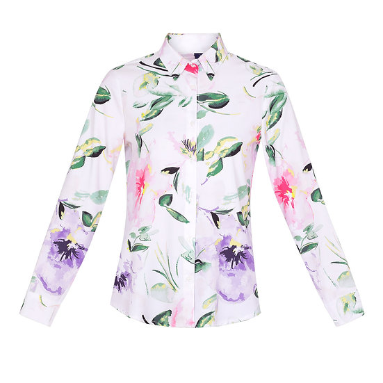 LDS SEEMA PRINTED SHIRT
