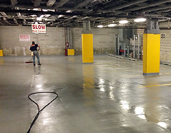 Parking Garage Cleaning service in Alexandria & Northern Virginia