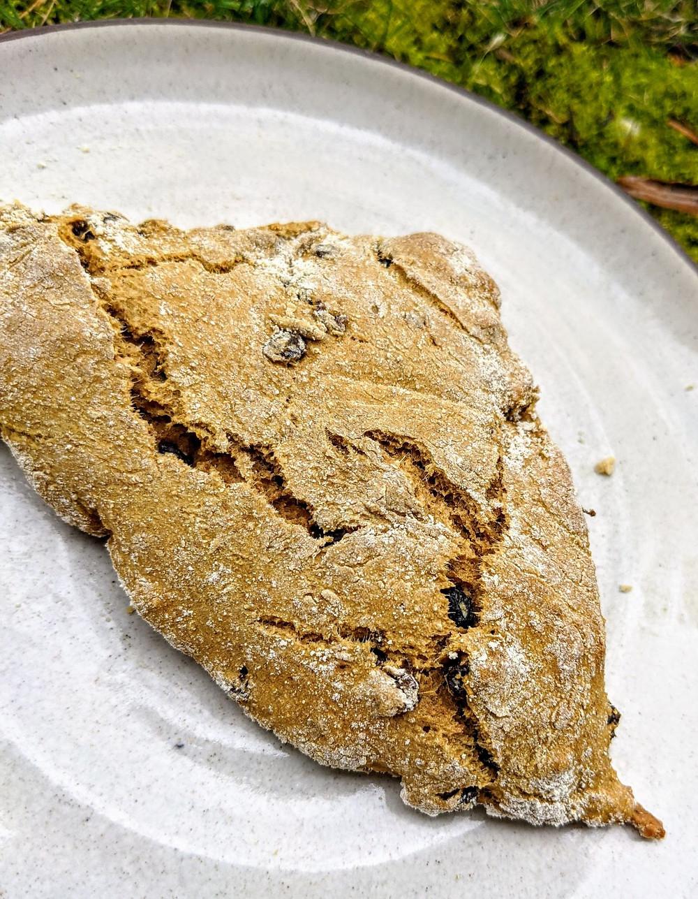 irish soda bread scone