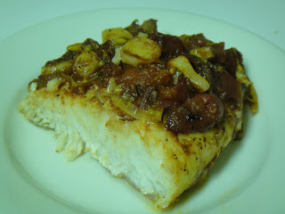 Red Snapper with Leeks & Tomatoes