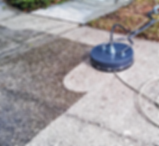 Bright Choice Pressure Washing Alexandria Concrete Cleaning