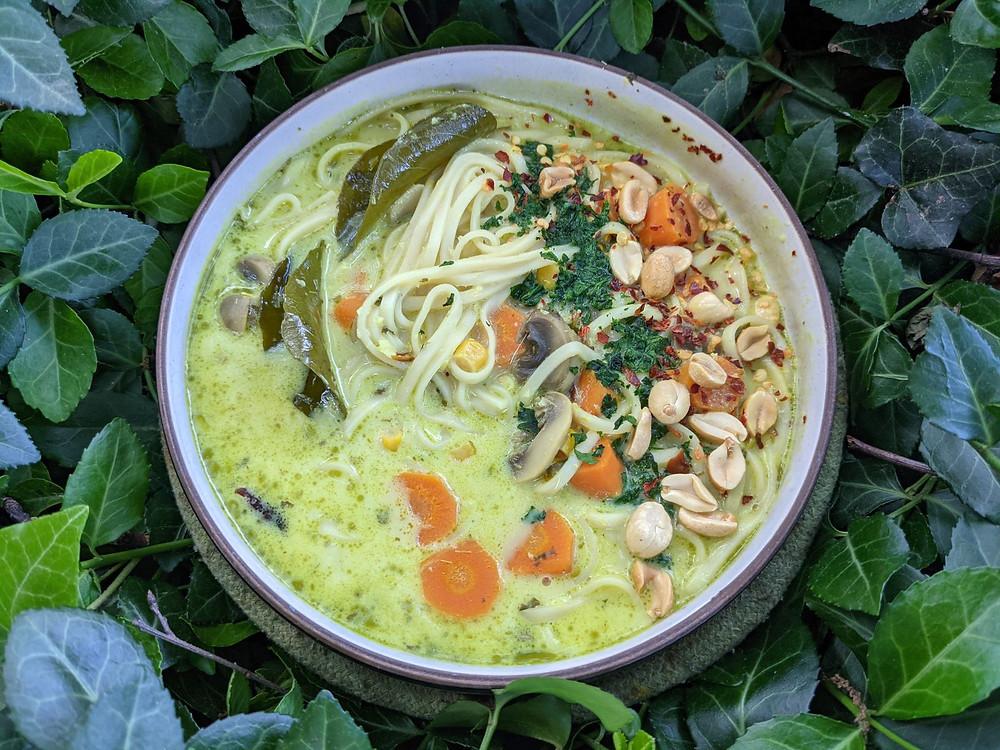 Instant Pot Khow Suey