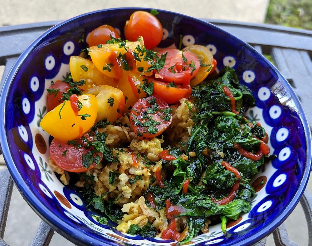 thai oats