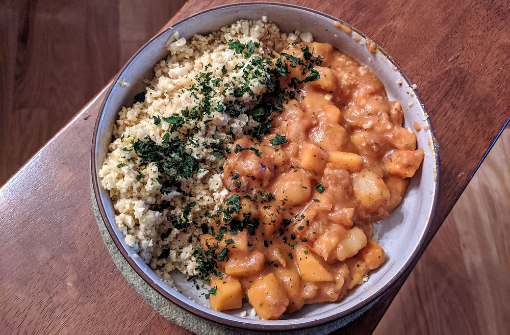 mango stew