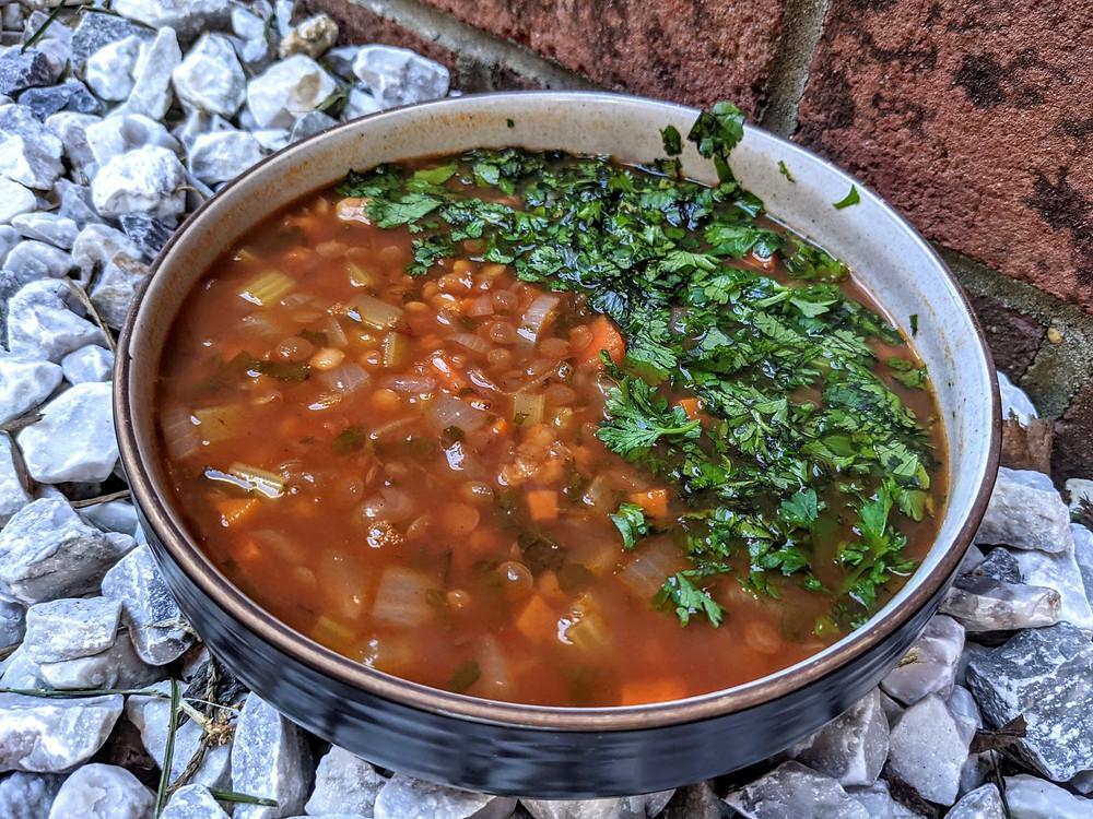 Instant Pot Harira Soup