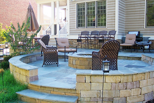 Pressure Washing Service in Alexandria & Northern Virginia for stone, pavers, concrete, brick and more