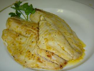 Zesty Grilled Tilapia