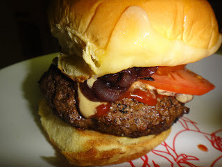 bison burger