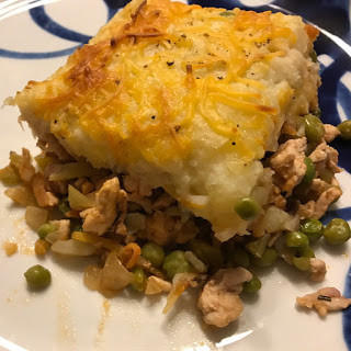 Lightened Up Shepherd's Pie
