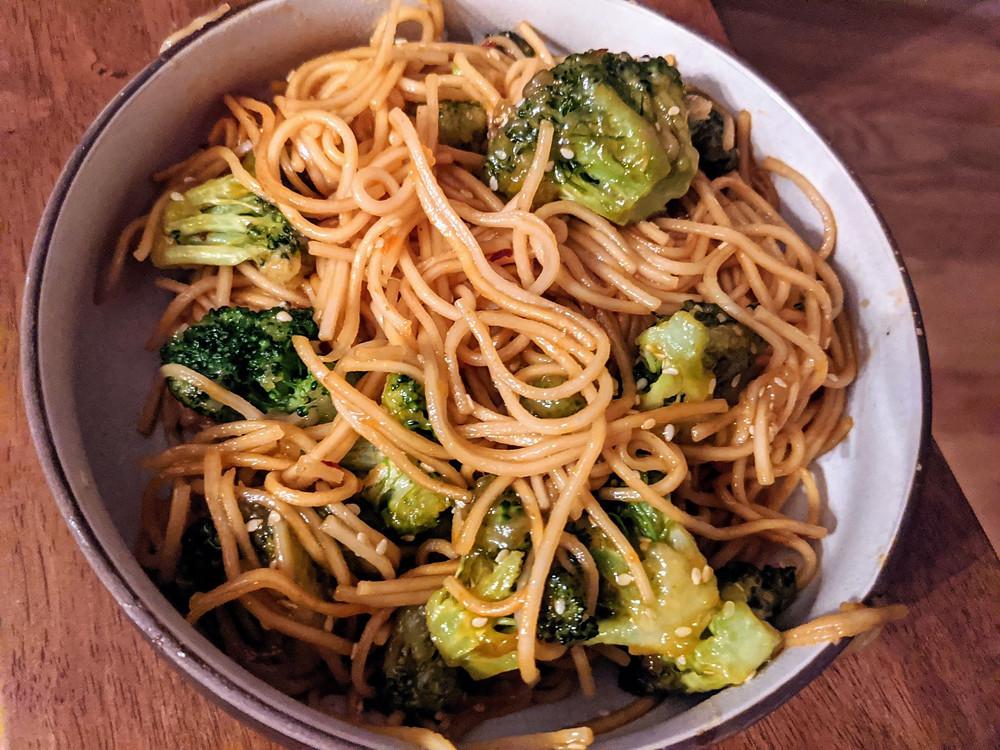 broccoli ramen