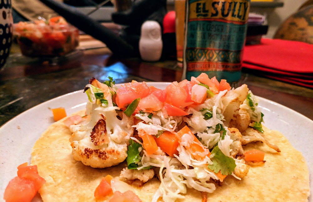 Beer Lime Tacos