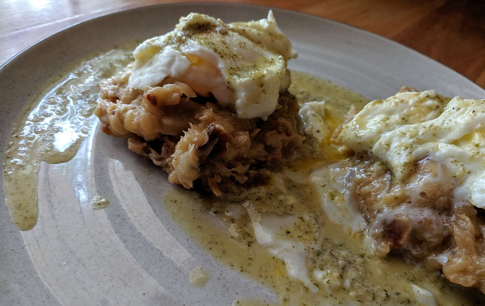 Huevos San Juan