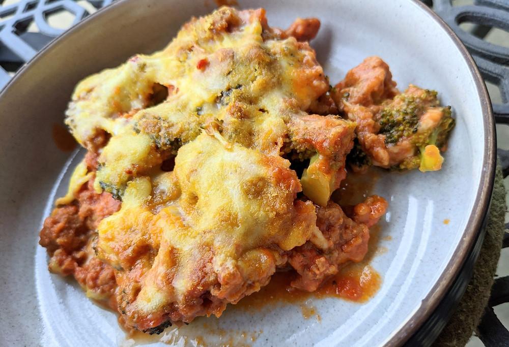 Broccoli & Beyond Beef Casserole