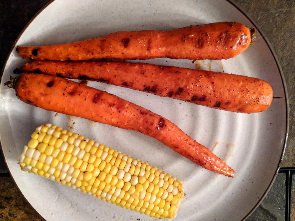 BBQ Carrots