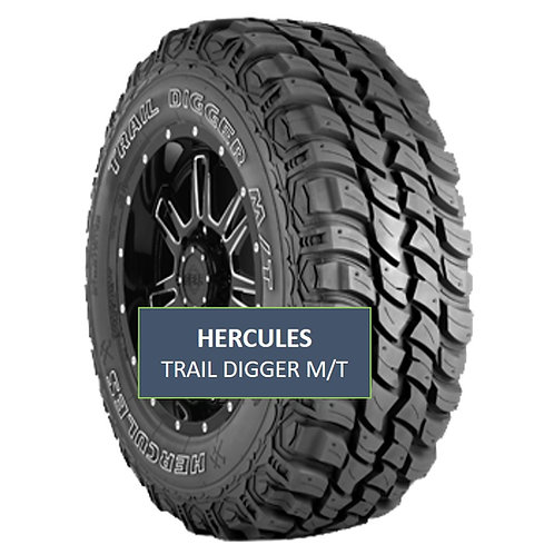 Set of 4 - LT315/75/16 NEW Hercules 8ply MUD Tires
