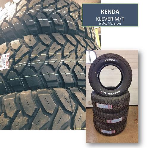 LT275/65/20 NEW Kenda 10ply MUD Tires
