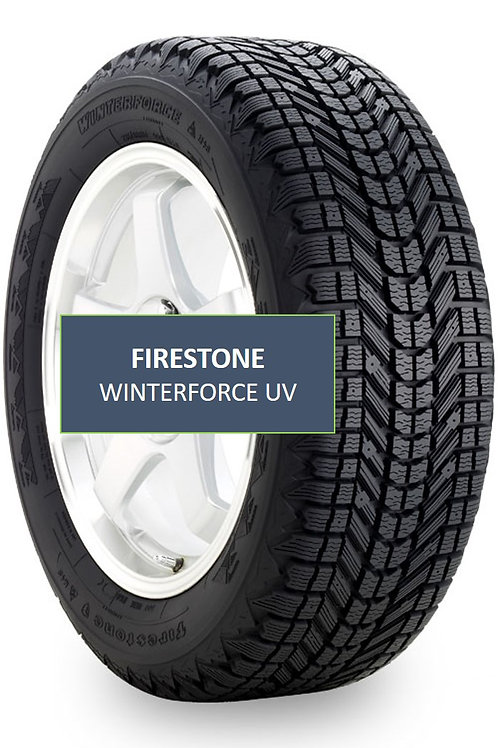 Set of 4 - 235/70/16 NEW Firestone SNOW Tires