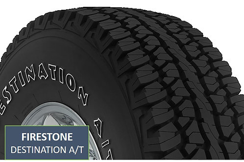 Set of 4 - 235/70/17 NEW Firestone Tires