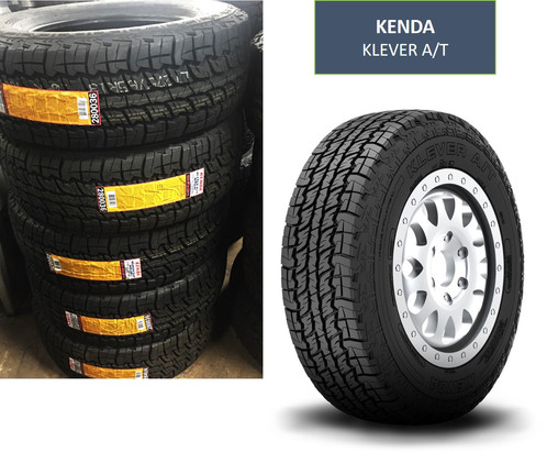 price is per tire adjust qty in cart brand new kenda klever all terrain tires size lt for sale these are new with stickers and are load c