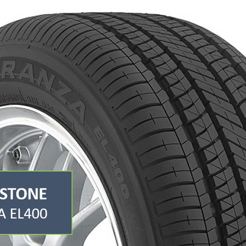 set of 2 new bridgestone tires
