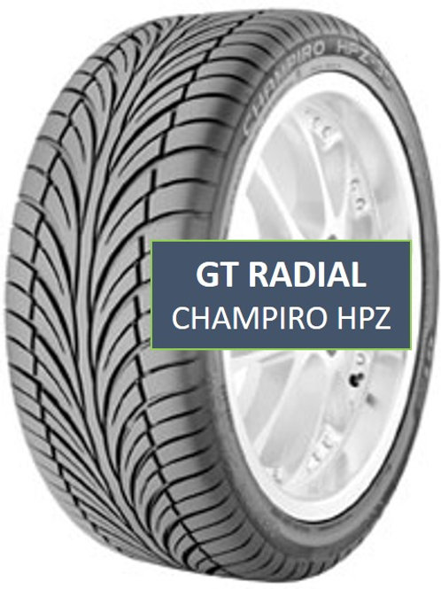 Pair of 2 - 215/40/16 NEW GT Radial Tires