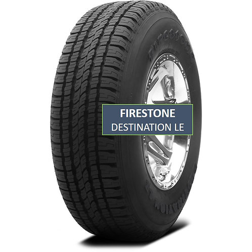 Set of 3 - 275/60/17 NEW Firestone Tires ***Clearance***