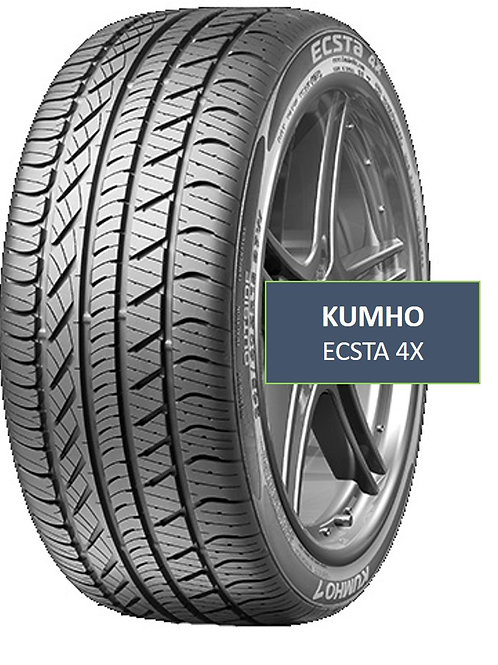 Set of 4 - 205/40/17 NEW Kumho Tires