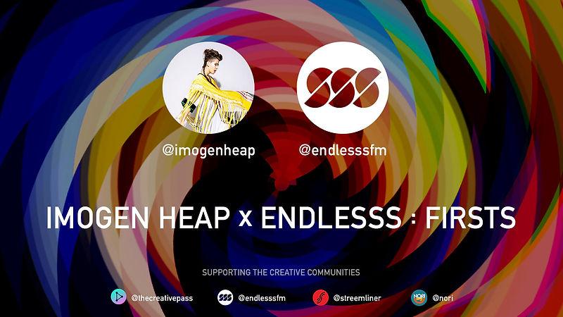 Imogen Heap x Endlesss- Firsts banner.jp