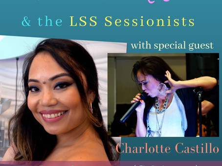 Acoustic Live Session (with special guest, Charlotte Castillo!)