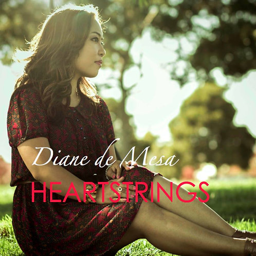 Diane de Mesa - HEARTSTRINGS (Album) Music/CD