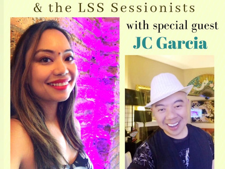 Acoustic Live Session with Special Guest, JC Garcia!