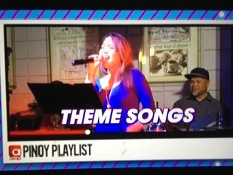 Diane de Mesa short clip featured on ASAP!