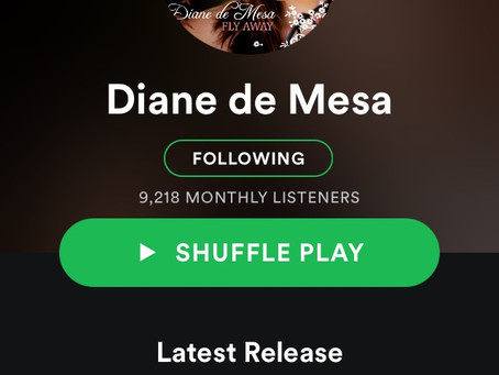 Listen and follow Diane on Spotify!