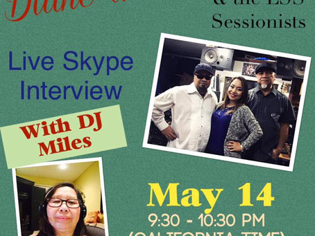 Live Skype interview with DJ Miles with LSS Sessionists in Raydio Filipino!