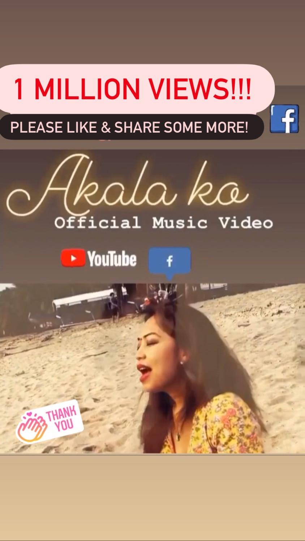 Akala ko - 1 Million views
