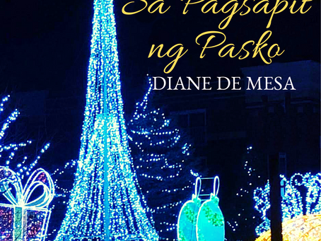 """Sa Pagsapit ng Pasko"" NOW AVAILABLE on Spotify, Apple Music, Youtube Music, etc."