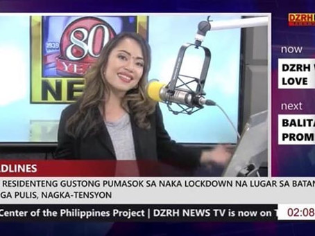 "DZRH With Love Guesting for ""Karaoke Express""_1.24.20"