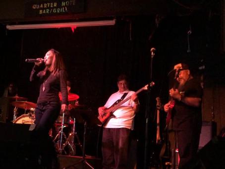 Diane de Mesa live @ Quarter Note_9.28.19